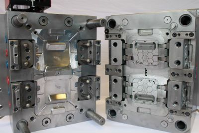 KPT Toolmaking Example - Injection Mould Tool