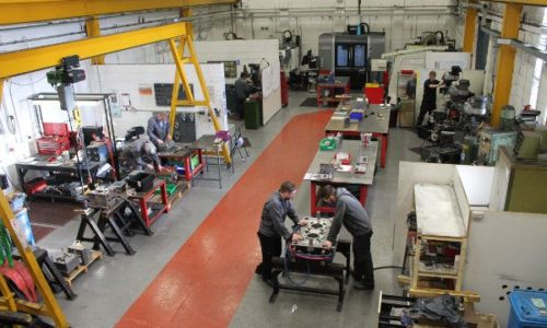 KPT UK Toolmaking Facilities