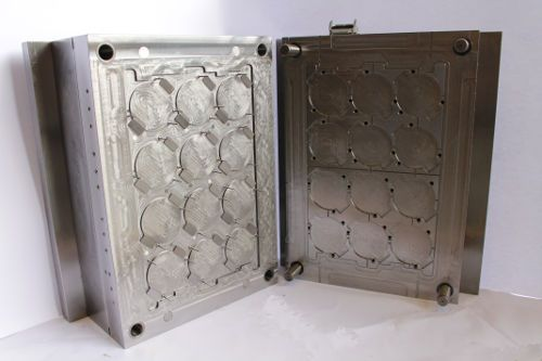 Toolmaking - Injection moulds