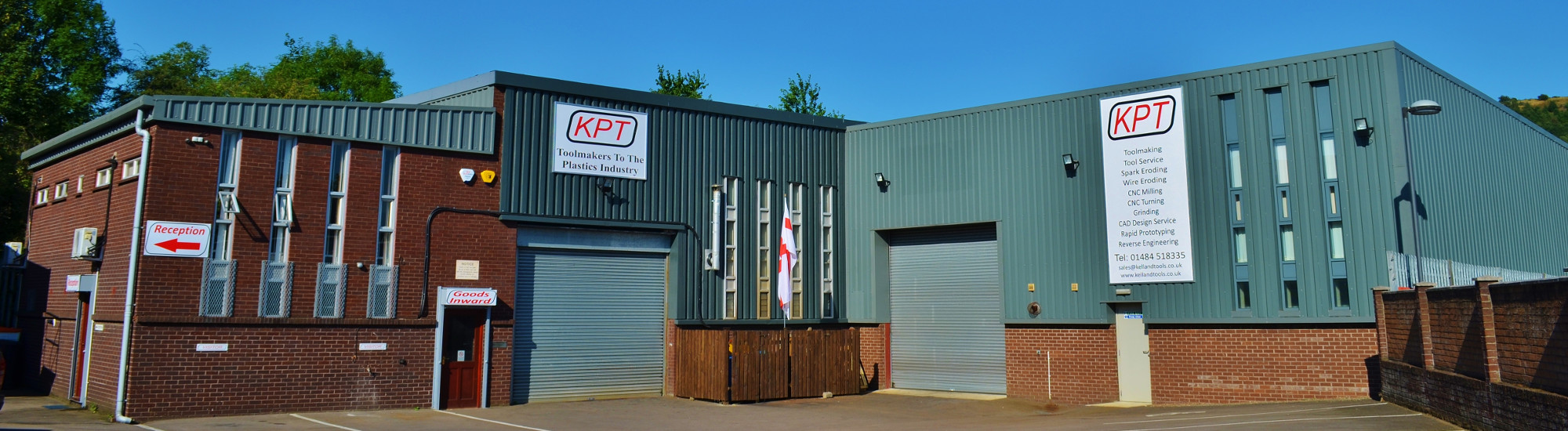 KPT Toolmaker Facility - Huddersfield, West Yorkshire